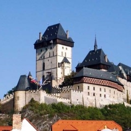 Private trip to Karlstejn from Prague