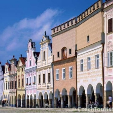 Private trip to Telč from Prague