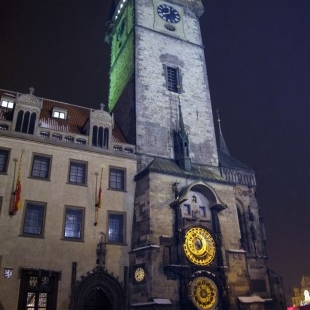 The Astronomical Clock (Orloj)