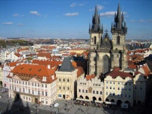 Brief Prague half-day